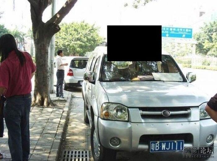 Странный китайский тюнинг (4 фото)