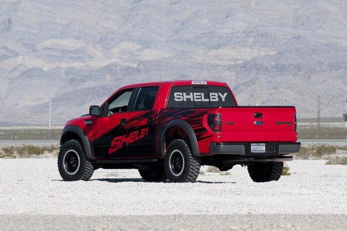 """575-сильный """"Голиаф"""" от Shelby"""