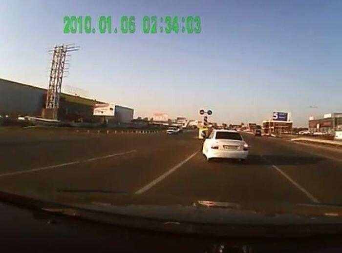 Авария дня часть 990 (фото+видео)