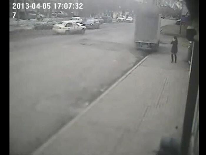 Авария дня часть 992 (4 фото+видео)