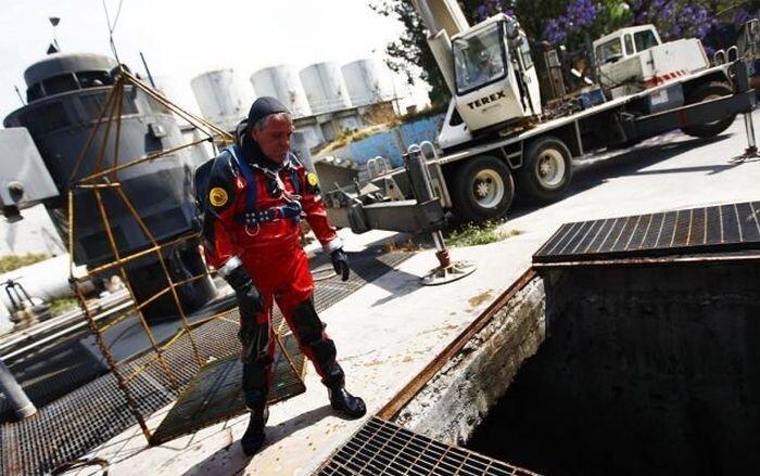 Действительно грязная работа (13 фото)