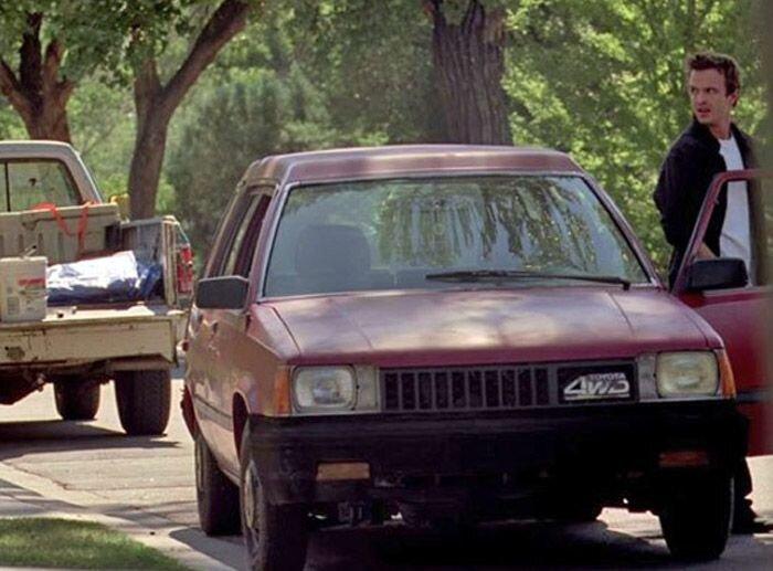 Продается автомобиль из сериала Breaking Bad. (5 фото)