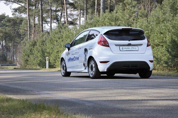 Немецкая компания создает заднеприводный Ford Fiesta