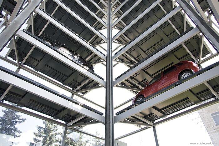 Как работает автоматический паркинг. (33 фото+видео)