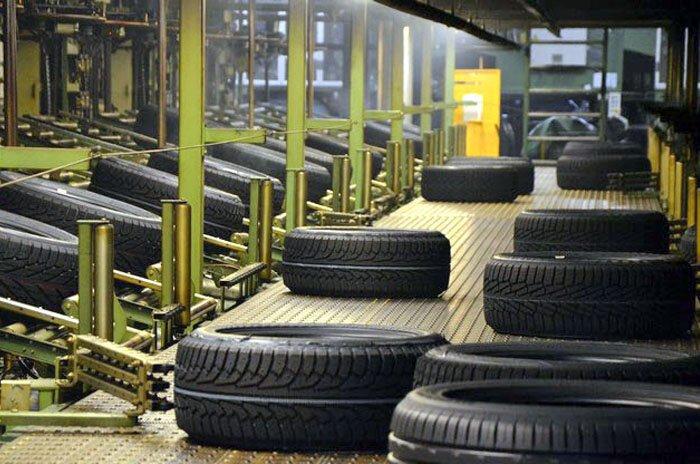 Экскурсия на завод Nokian Tyres в России (8 фото)
