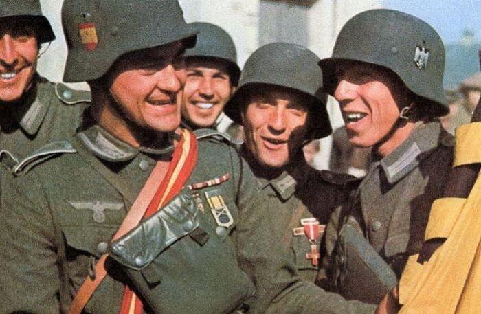 Сателлиты. Кто воевал на стороне Гитлера (13 фото)
