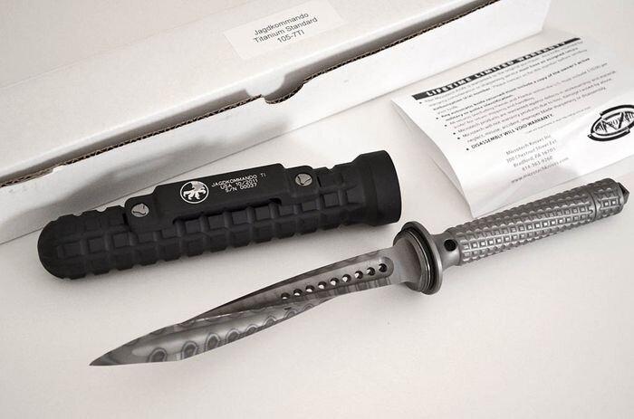 Нож для убийства (12 фото)