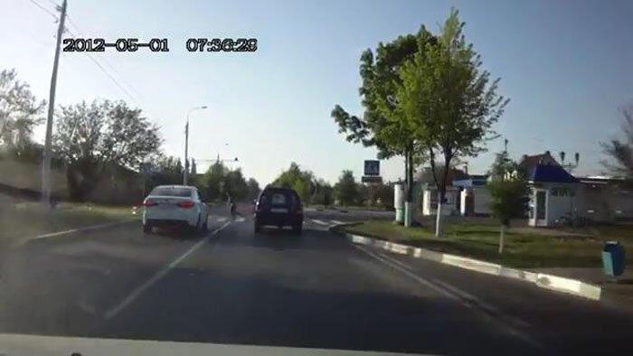 Авария дня часть 1032 (фото+видео)