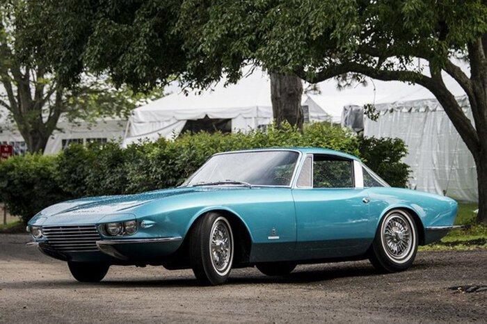 Corvette от Pininfarina ищет нового владельца