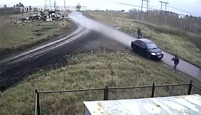 Авария дня часть 1045 (фото+видео)