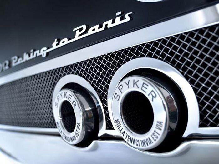 Выхлопные системы современных авто (22 фото)