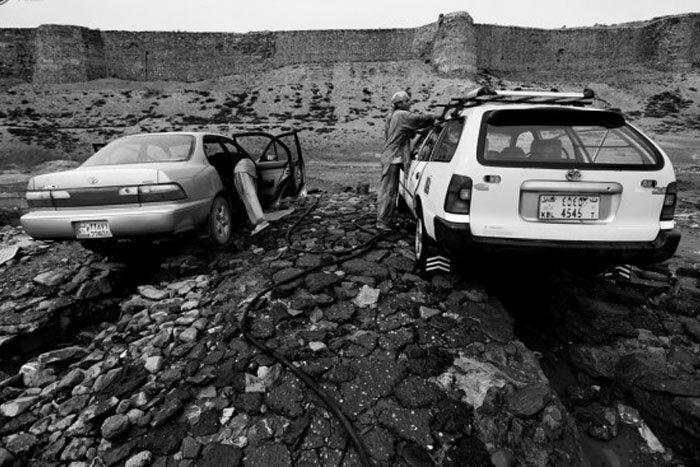 Автомойки в Афганистане (21 фото)