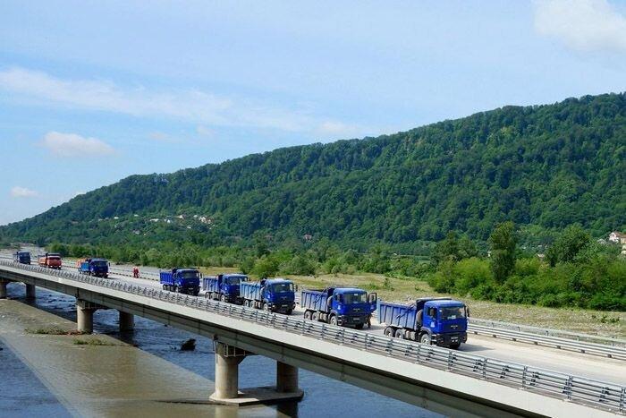 Обследование и испытание мостов (23 фото)