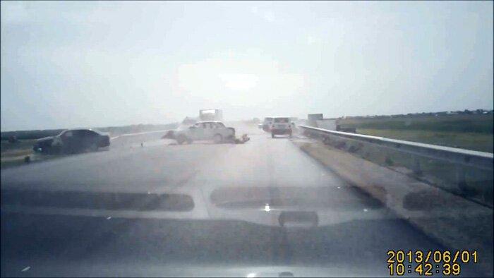 Авария дня часть 1062 (фото+видео)