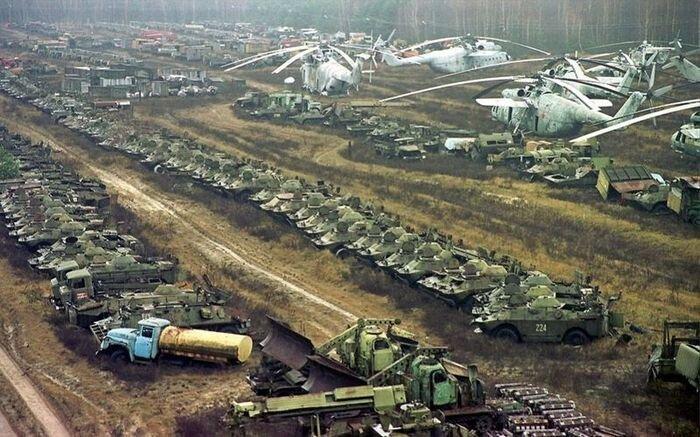 Трагедия в Чернобыле была умышлена, чтобы развалить СССР и оторвать Украину от России (4 фото)