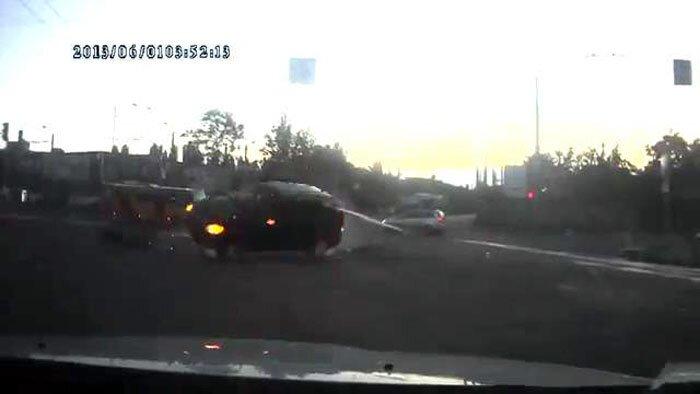 Авария дня часть 1064 (фото+видео)