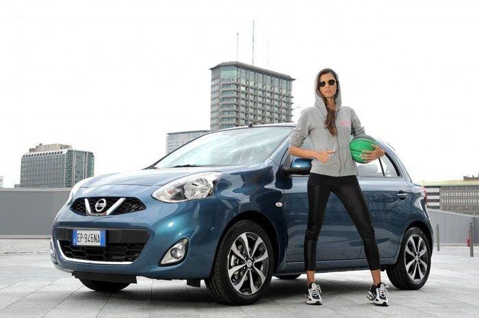Nissan представил обновленную Micra (34 фото)