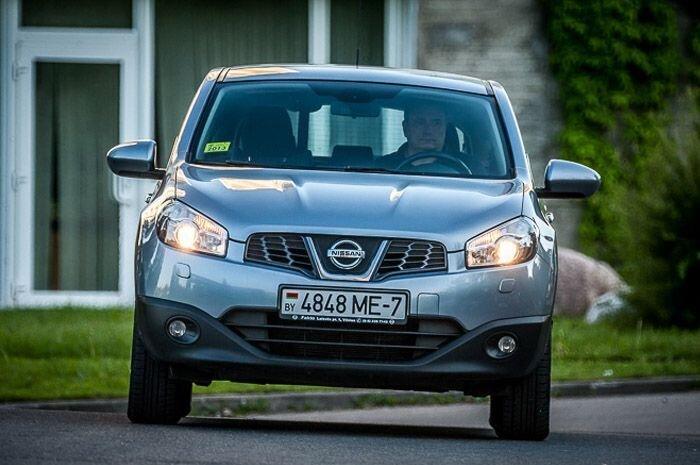 Опыт эксплуатации автомобиля Nissan Qashqai (31 фото)
