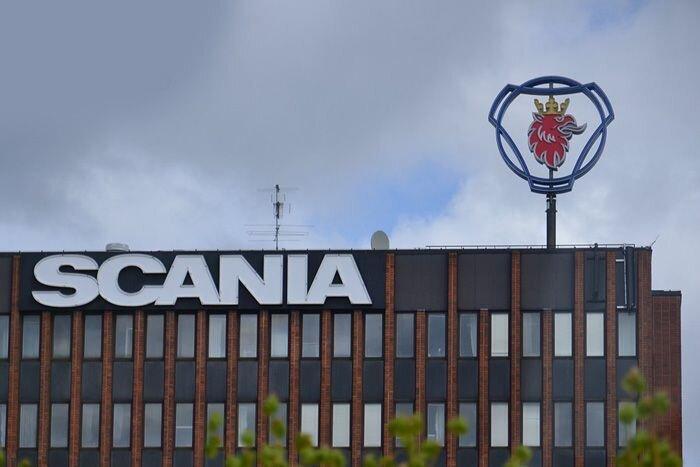 Музей Scania в Швеции (32 фото+видео)
