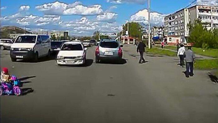 Авария дня часть 1070 (фото+видео)