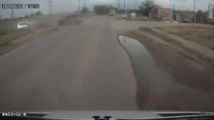 Авария дня часть 1071 (фото+видео)