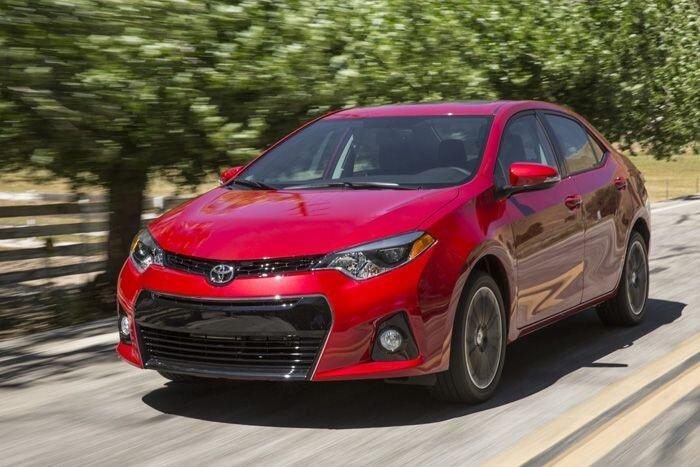 Представлена новая Toyota Corolla (38 фото+видео)