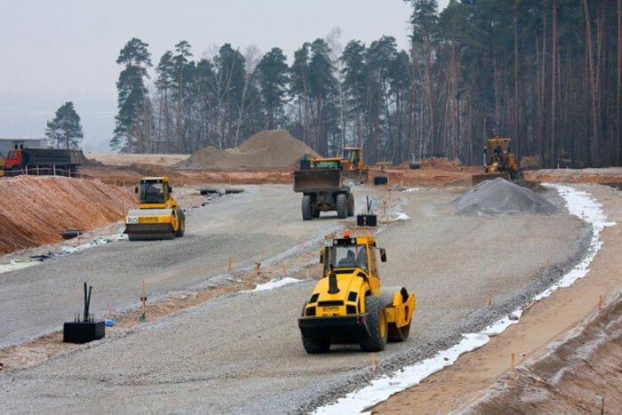 Как строят дороги в России (66 фото)