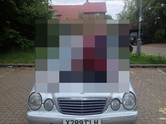 Необычное объявление о продаже Mercedes E320 W210 (12 фото)