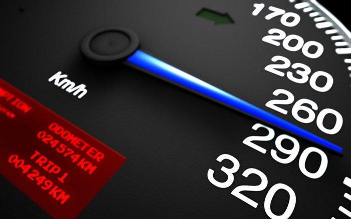Про максимальную скорость (2 фото)