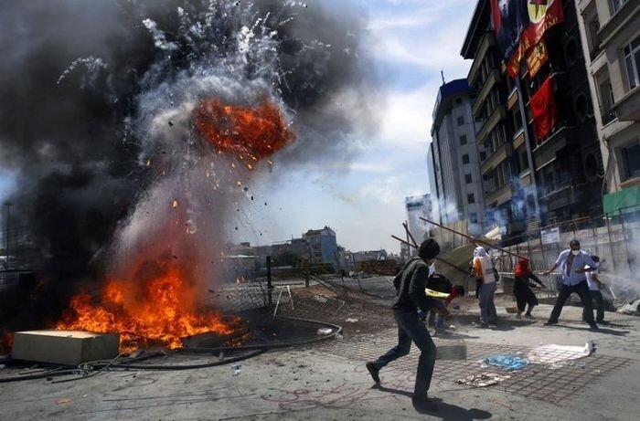 Турецкое правительство принимает серьезные меры (40 фото)
