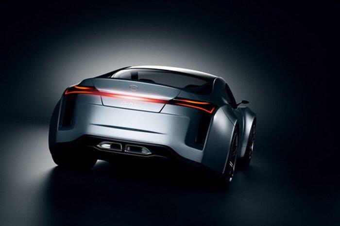 У Toyota уже готов концепт совместного с BMW спорткупе