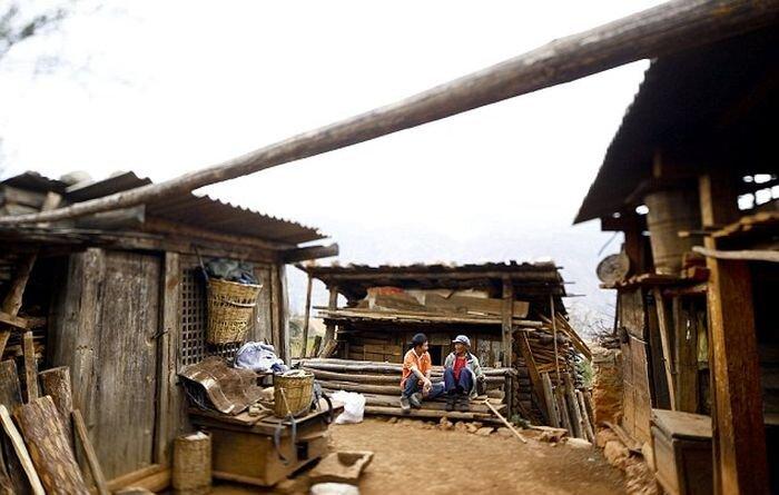 Уютный лепрозорий в Китае (13 фото)