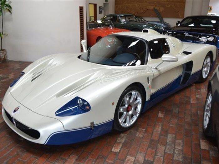 Найдено на eBay. Maserati MC12 (6 фото)