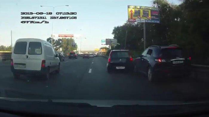 Авария дня часть 1085 (фото+видео)