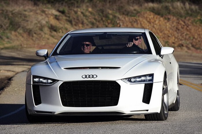 Audi может показать во Франкфурте серийный Sport Quattro