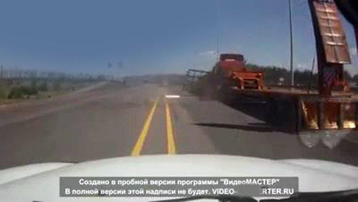 Авария дня часть 1089 (3 фото+видео)
