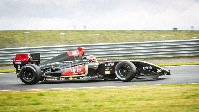 Мировая серия Renault  на Moscow Raceway  (66 фото)