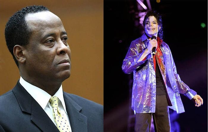 Фотографии с последнего судебного скандала Майкла Джексона (27 фото)