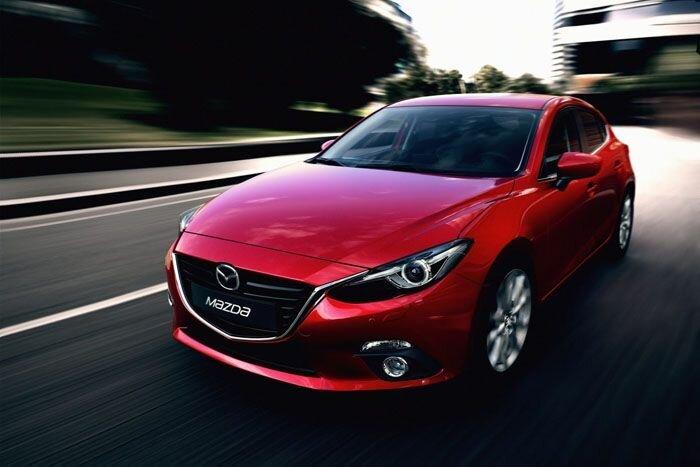 Официально представлена новая Mazda 3 (45 фото+видео)