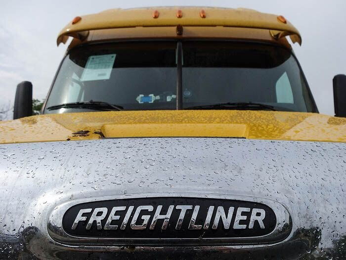 Американский грузовик Freighliner Cascadia (24 фото)