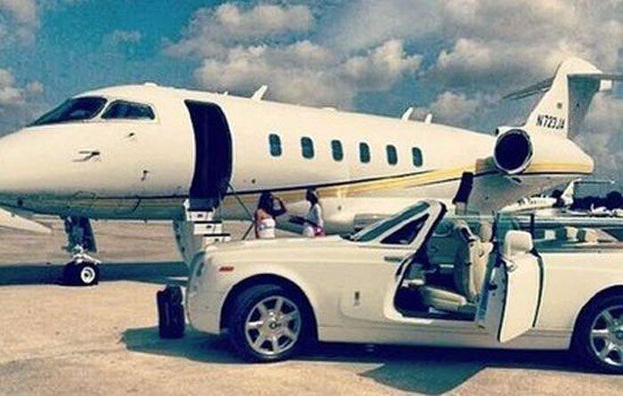Фото богатеньких детей с суперкарами из Instagram (11 фото)