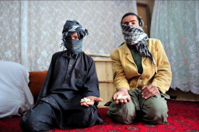 """Героиновый """"рай"""" или Афганистан (11 фото)"""