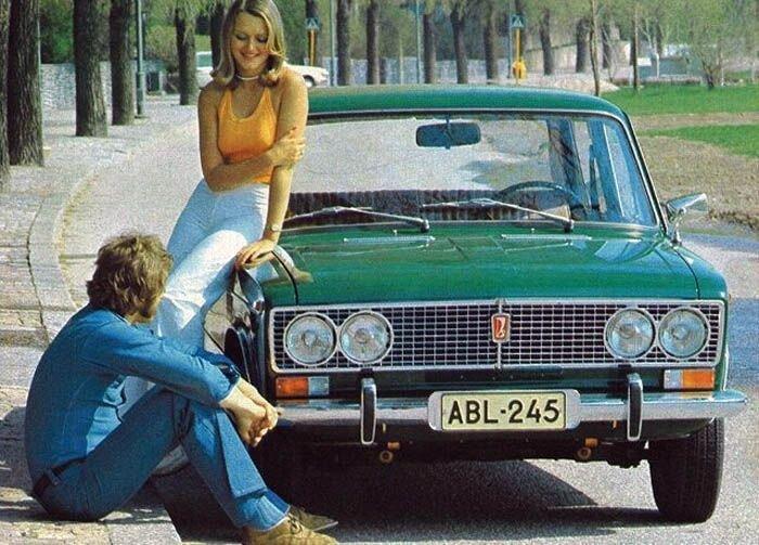 Русский автомобиль: от истоков до концепт-кара (18 фото)