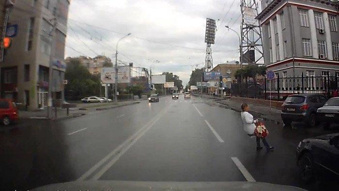 Авария дня часть 1116 (фото+видео)