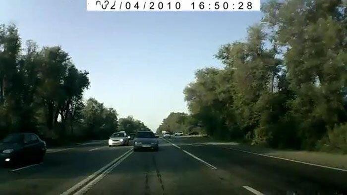 Авария дня часть 1118 (4 фото+видео)
