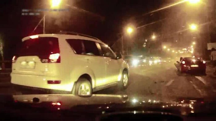 Авария дня часть 1119 (фото+видео)