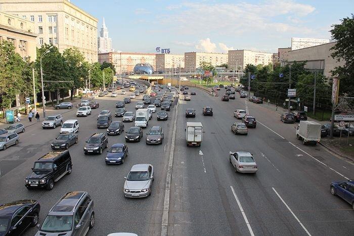 Почему стоит Ленинградка (8 фото)