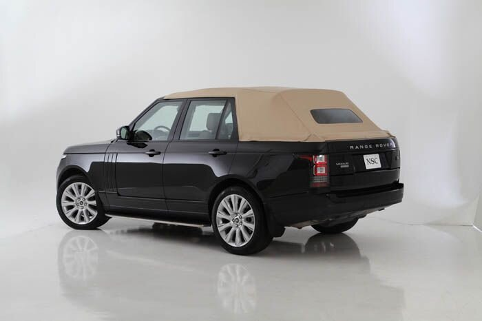 Range Rover Vogue Convertible (13 фото)