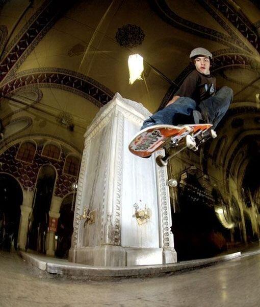 Скейты (16 фото)