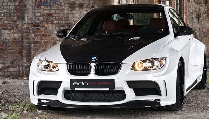 Последняя BMW E92 M3 от ателье Edo Competition (31 фото)